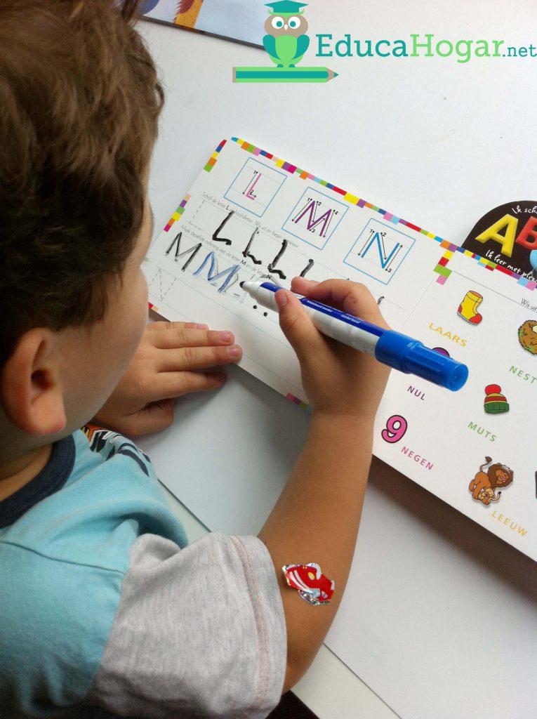 Actividades de lecto escritura