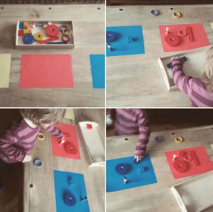 aprendiendo los colores