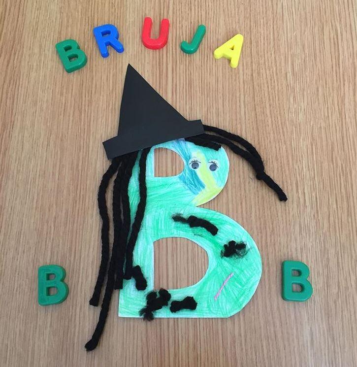 Actividades y juegos para aprender la letra B - Educahogar.net -