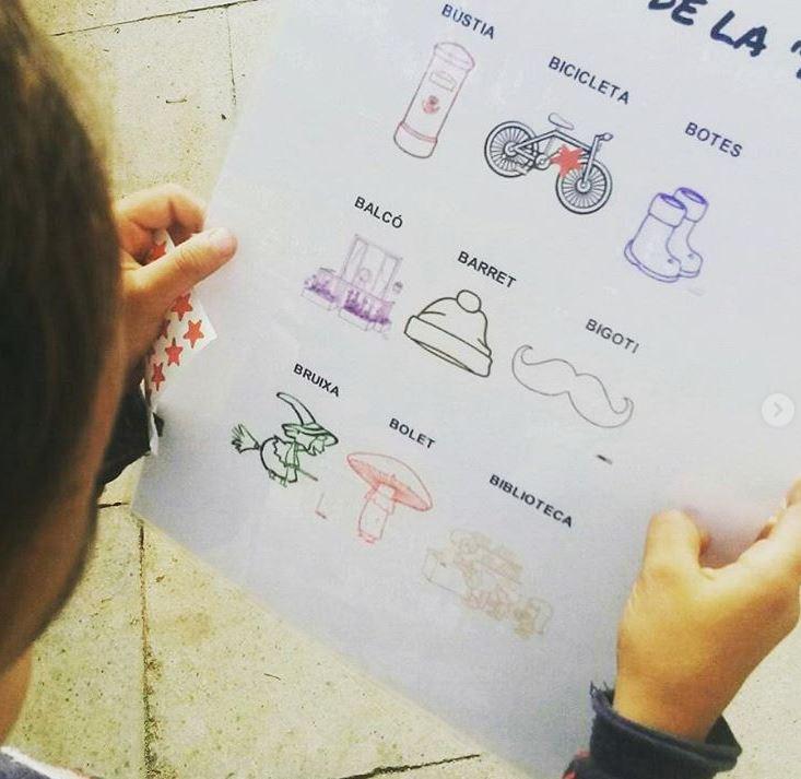Actividades y juegos para aprender la letra B