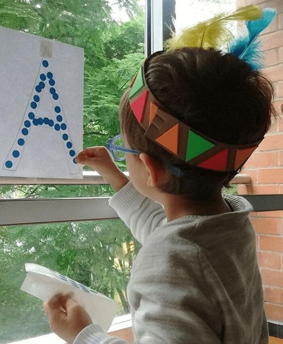 Actividades didácticas y manualidades para aprender la letra A - Educahogar.net